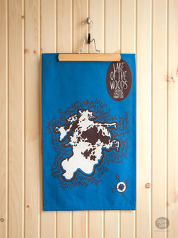 Lake of the Woods - Tea Towel