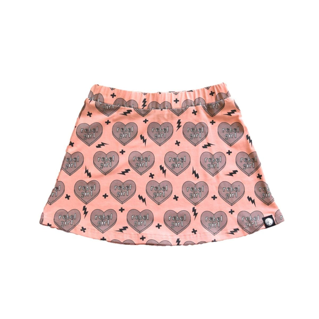 Little Lords Rebel Mini Skirt