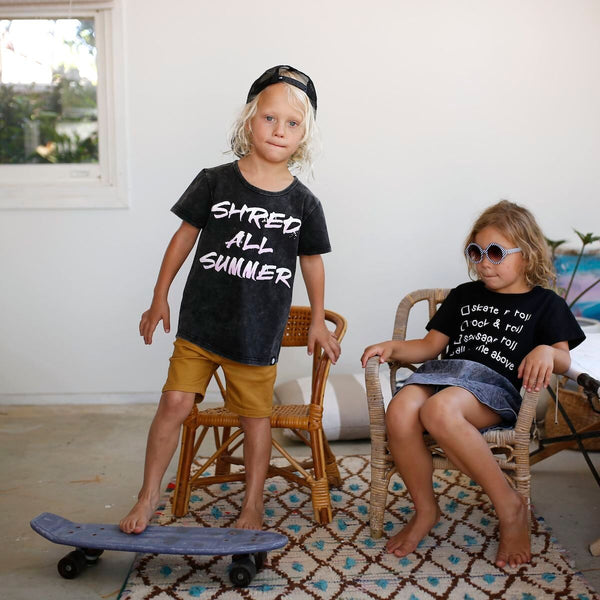 Little Lords Shred All Summer Tee
