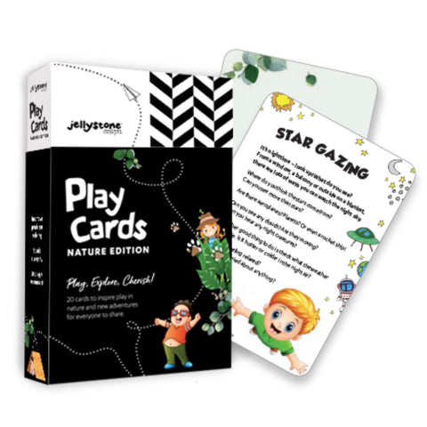 JELLYSTONE - NATURE PLAY CARDS