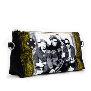 The Reversible Crossbody ❖ Futura, Haring, Dondi & Kano