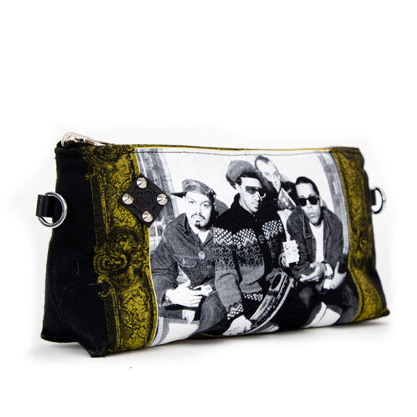 The Reversible Crossbody // Futura, Haring, Dondi & Kano
