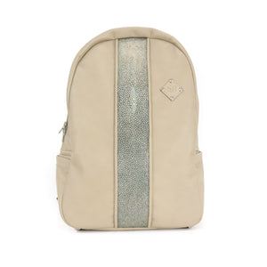 The Backpack ❖ Silver Stingray