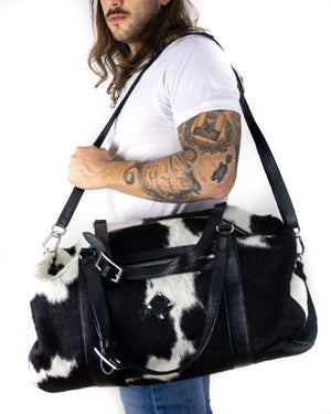 The Duffle ❖ Holstein