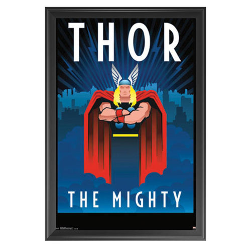 Thor - The Mighty - Framed