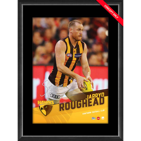 TOM MITCHELL 'BALL MAGNET' FRAMED