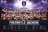 Fremantle 2016 Team Poster