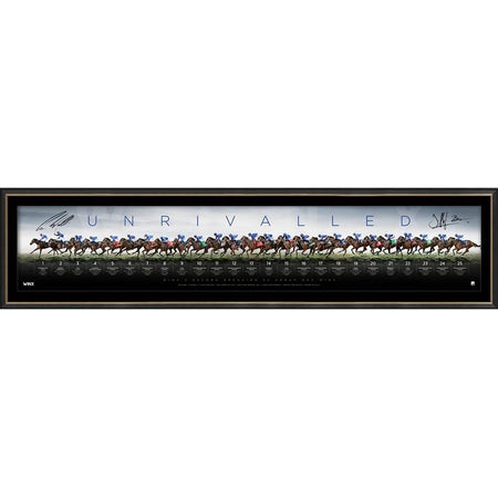 Richmond 2020 Premiers Signed Panoramic