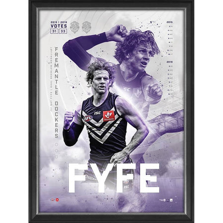 Richmond 2019 Premiers Tribute Frame – TIGERLAND TRIUMPH