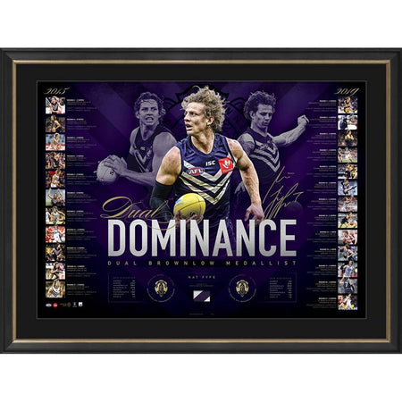Richmond 2019 Premiers Dual Signed Lithograph – AGAINST ALL ODDS