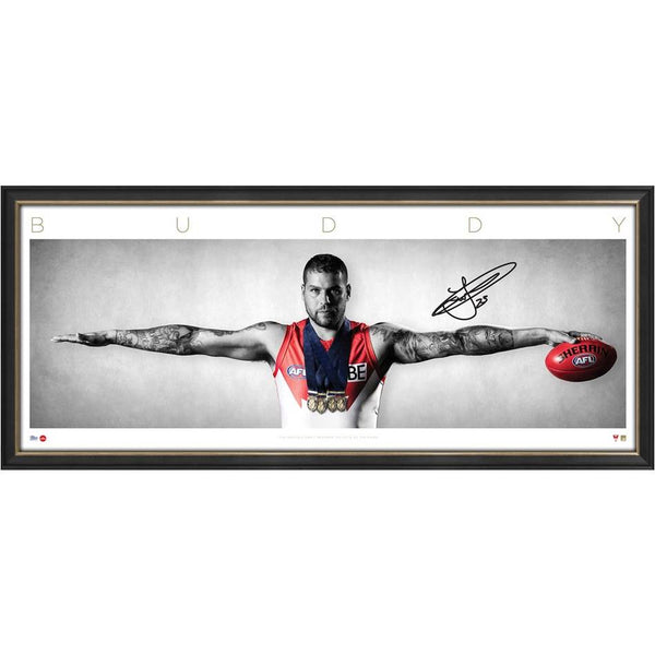 BUDDY FRANKLIN SIGNED WINGS 'COLEMAN'