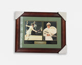 Margaret Court Tribute Print - Framed- Signed