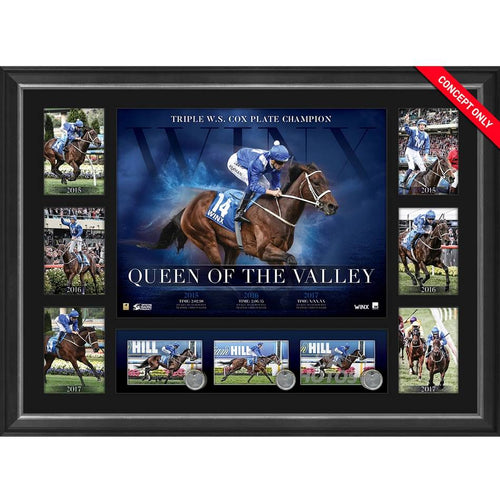 Winx - Queen of the Valley Print