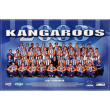 North Melbourne 2003 Team Poster