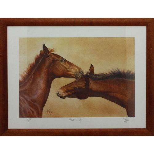 The Weanlings Fred Stone Signed Print