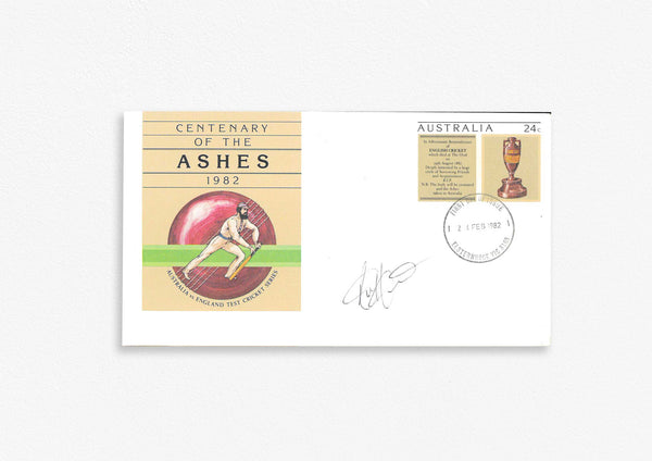 Australian Test Cricketer Envelope Signed - A. Hilditch