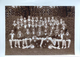 Captains Of Green & Gold Print - Signed by 5 Australian Cricket Captains