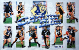 Carlton 1998 Best Of Poster