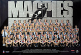 Collingwood 1999 Team Poster