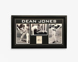 Framed Dean Jones Print (Facsimile Signature)