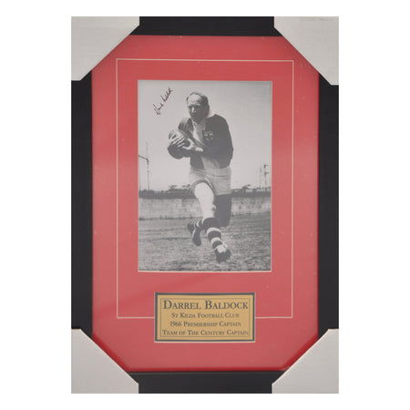 Alex Jesaulenko AFL Poster - Frame by Frame- Signed PRINT