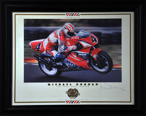 Mick Doohan 1994 500cc World Champion