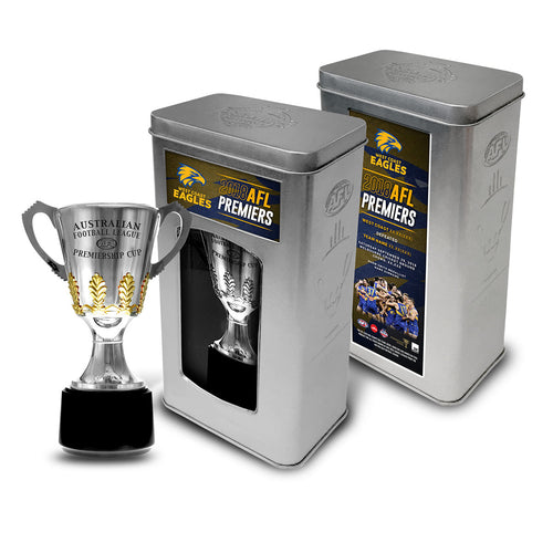 WEST COAST EAGLES 2018 AFL PREMIERSHIP TROPHY - FREE LOONEY TUNES