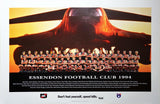 Essendon 1994 Team Poster