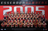 Essendon 2005 Team Poster