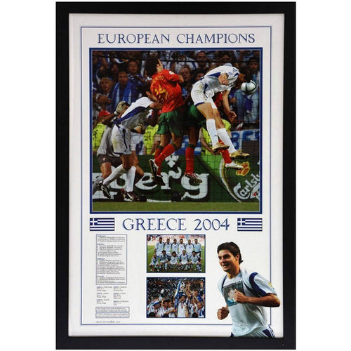 European Champions- Greece 2004