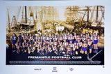 Fremantle 1996 Team Poster