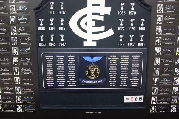 Carlton Glory Days