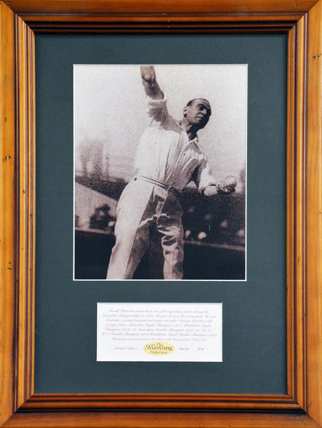 """Kooyong Collection"" Gerald Patterson  Framed Photograph"