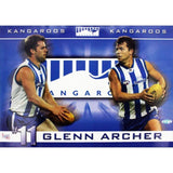 North Melbourne Glenn Archer Champion Poster
