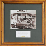 Greatest Tennis Champions 'Kooyong Collection' Framed Photograph