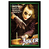 The Joker (The Dark Knight) Poster Framed