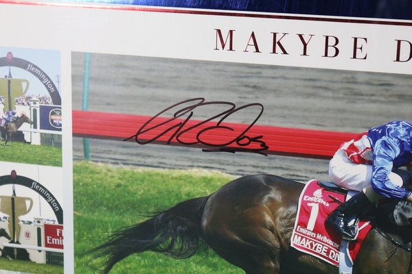 "MAKYBE DIVA- ""The Greatest""/Framed/Signed by Glen BOSS"