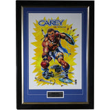 NORTH MELBOURNE-Wayne Carey Club 10 Print Framed