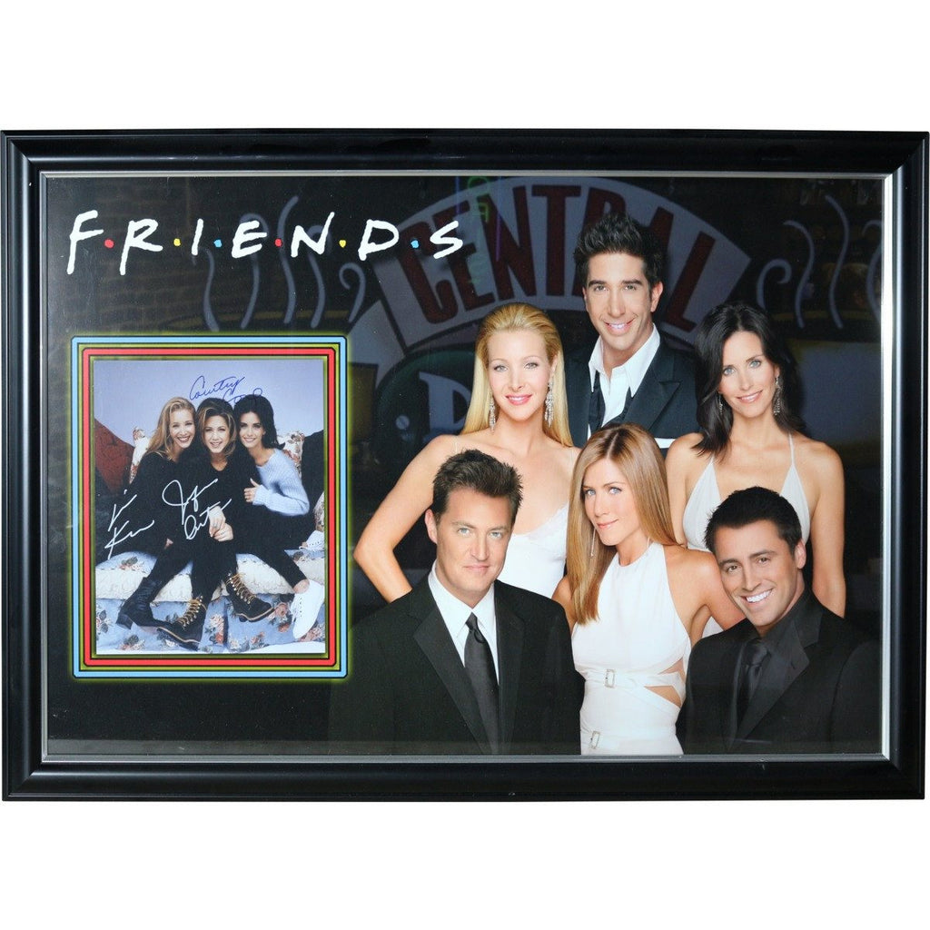 Friends - Signed And Framed