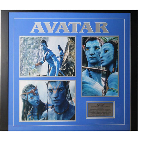 Avatar Framed Piece