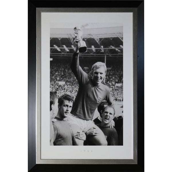 Bobby Moore 1996 World Cup Framed