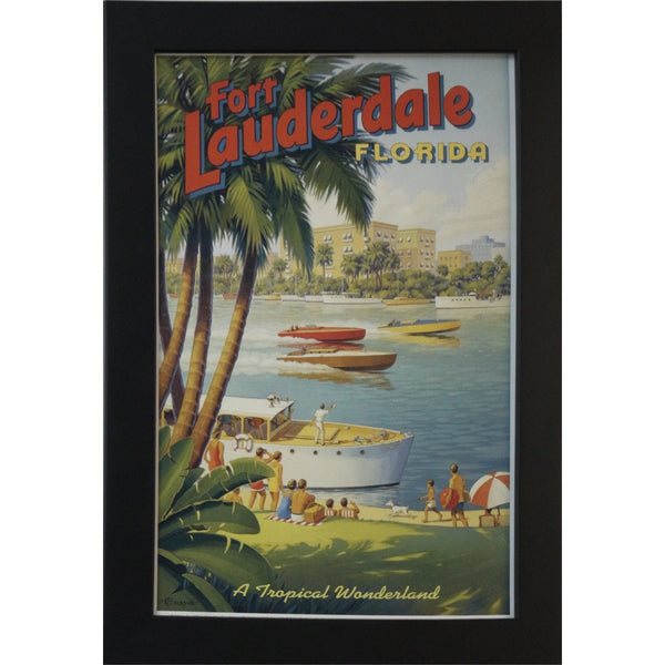 Fort Lauderdale Florida - A Tropical Wonderland