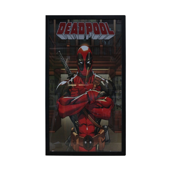 Deadpool - Framed