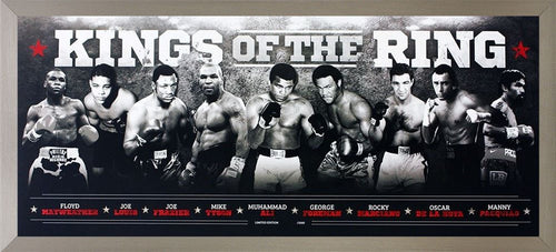 Boxing's Kings Of The Ring