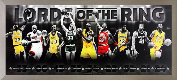 Basketball's Lords Of The Ring