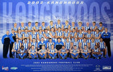 North Melbourne 2002 Team Poster