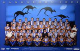 North Melbourne 2004 Team Poster