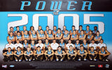 Port Adelaide 2005 Team Poster