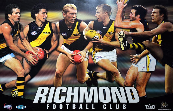Richmond Champions Poster