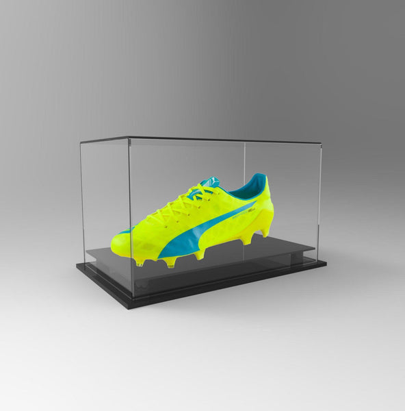 Single Boot Perspex Display Case